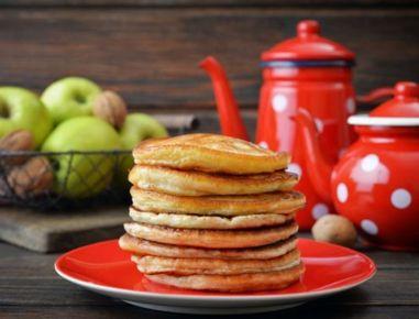 Buttermilch Pancakes - Rezept  - ichkoche.at