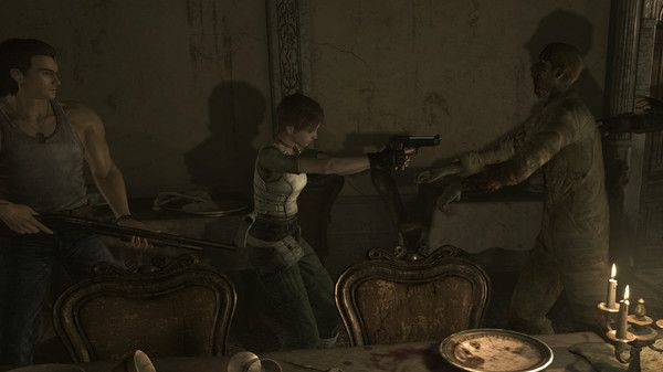 Resident Evil Zero HD Remaster Crash fix, Black Screen/Stuttering solution, Low FPS workaround, etc