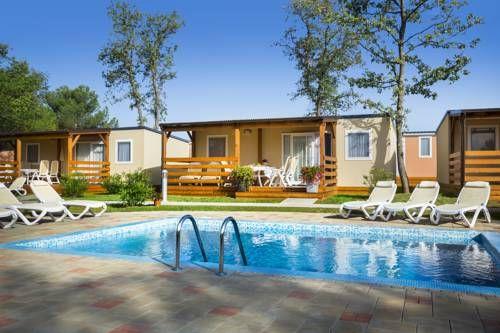 Abritel Location Ramatuelle, Chalet mobile home sur la plage de