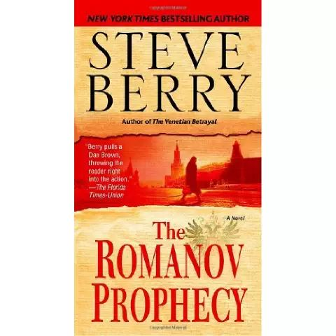 Amazon.com: steve berry romanov
