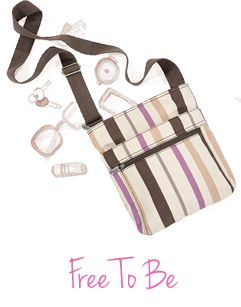 Check out this Great new style! I love the Free To Be line! Ask me how to get this purse 50% off!