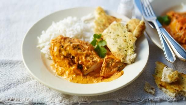A mild, creamy curry that's sure to please all tastes. Don't be put off by the long list of ingredients - it's very easy to make.