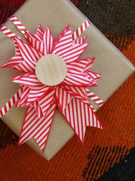 wonderful inspiring wrapping ideas.
