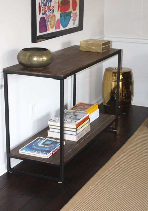 Front hall table