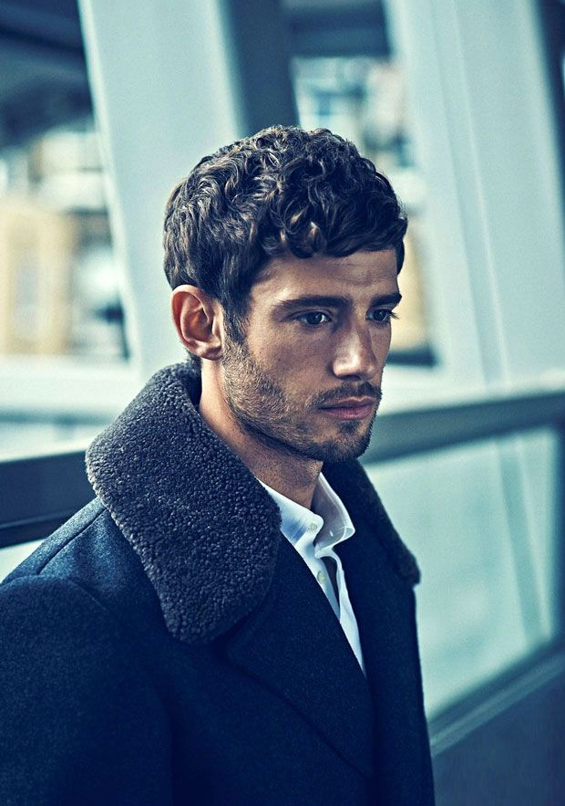 Julian Morris. Another unattainable handsome British man to ruin real boys for me.