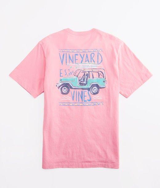 Shop Surf Ride Graphic Pocket T-Shirt at vineyard vines