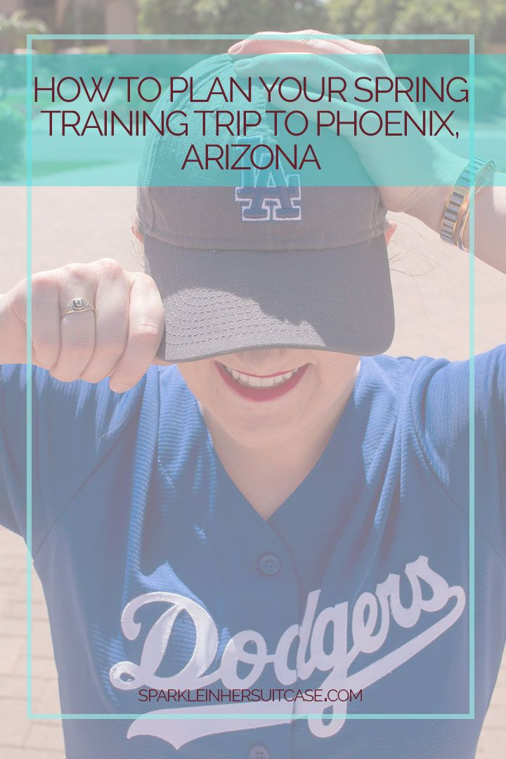 The stakes are low and the temps are high. Click to read my tips for your spring training trip to Phoenix, Arizona.