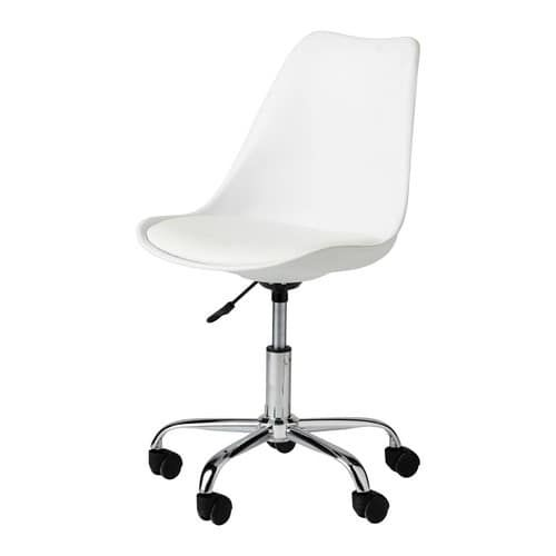 Schreibtischstuhl modern  Best 25+ White desk chair ideas on Pinterest | Desk ideas, Desk ...