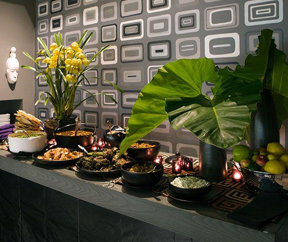 how to set up a buffet buffet ideasbuffet tablesparty