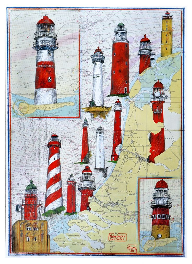 83 best Lighthouses and lightships in the netherlands images on