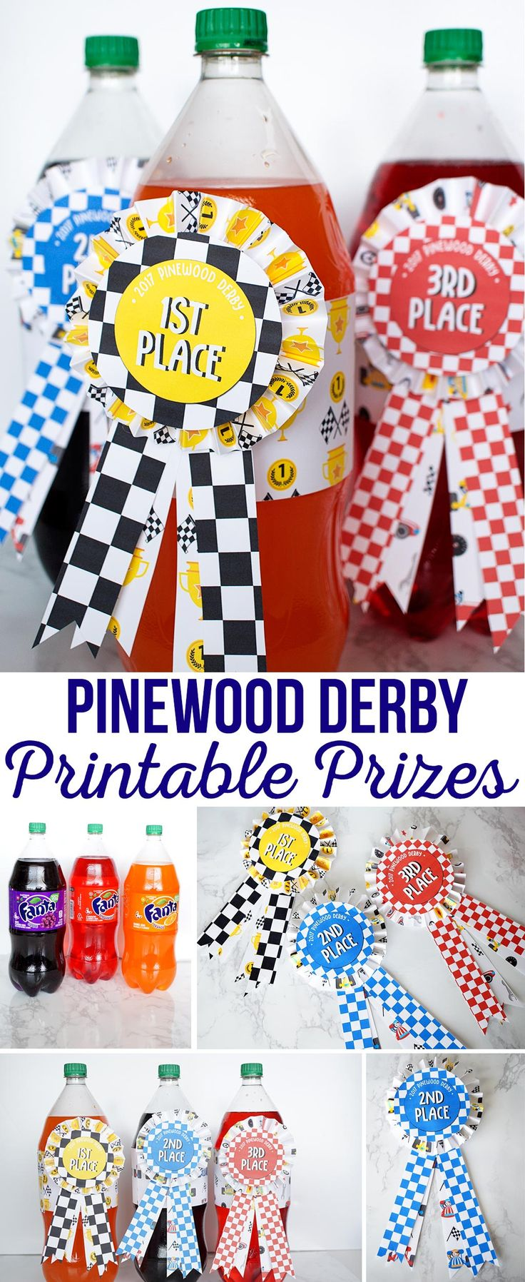 Cub Scout Pinewood Derby Prizes