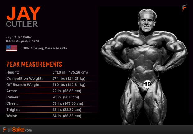Jay Cutler (bodybuilder) | Bodybuilding & Fitness ...