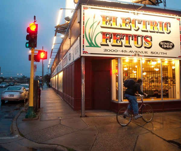Electric Fetus in Minneapolis, Minnesota. 27 Breathtaking record stores you have to shop before you die. Electric Fetus in Mpls is #15. Awesome~ Great record shop!