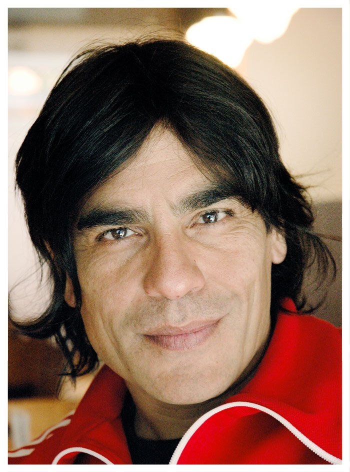 Juan Palomino para Belleza Registrada