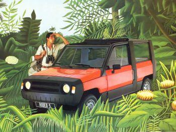 Renault Rodeo 5