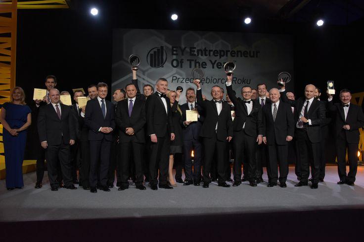 Gala Finałowa konkursu EY Przedsiębiorca Roku 2014