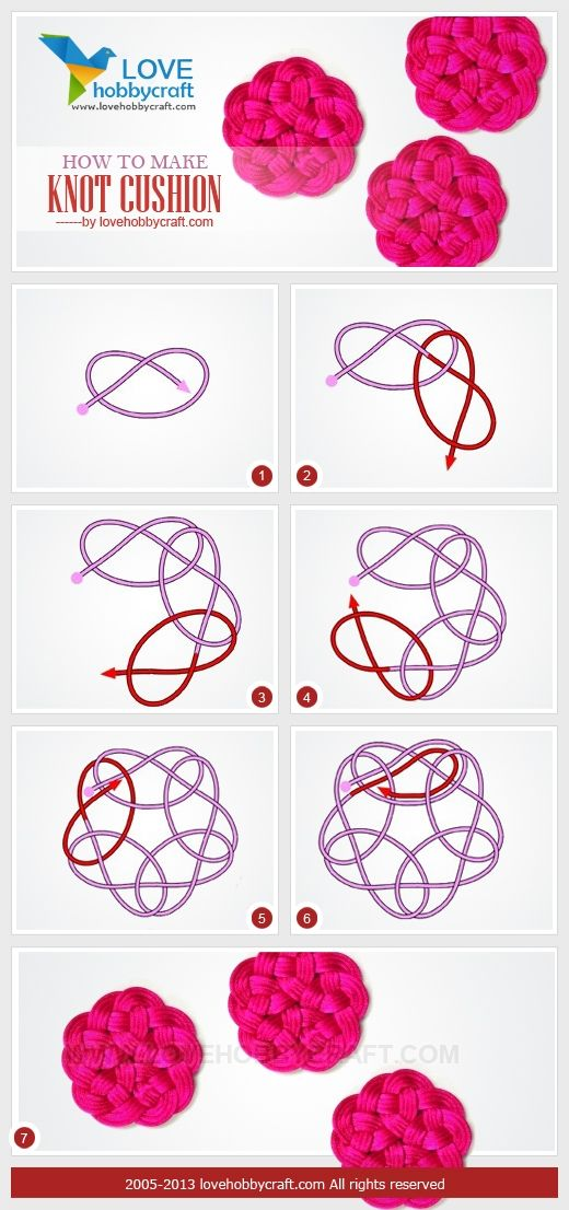 knot cushion by Ada123