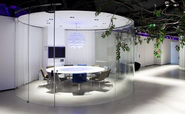 Meeting room Orb at Light Meetings