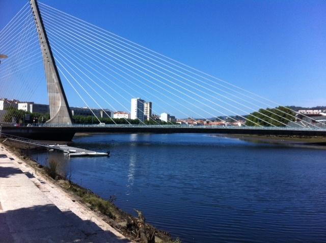 Pontevedra. Río Lérez. Un paseo muy agradable.