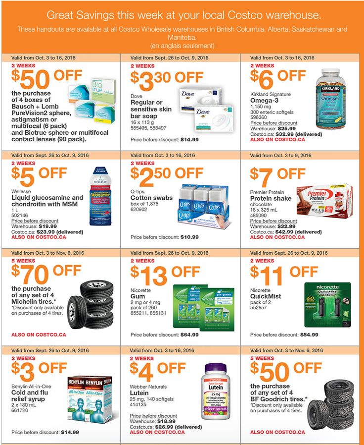 Costco Coupons BC, Alberta, Saskatchewan & Manitoba, Ends October 9, 2016 - costco-bc-oct-4 http://www.groceryalerts.ca/costco-coupons-bc-alberta-saskatchewan-manitoba-ends-october-9-2016/
