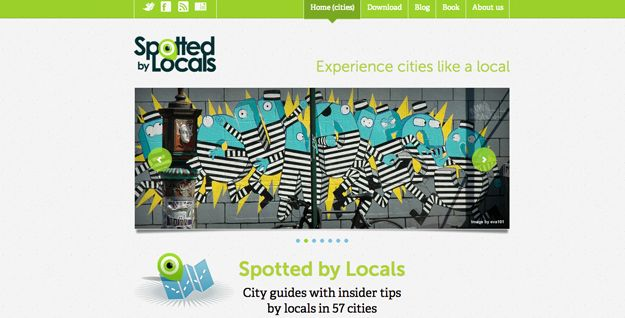 Spotted By Locals - Spotted by Locals offers you a real deal travel experience. Check out 57 city guides across Europe and North America compiled from local tips to discover true gems.