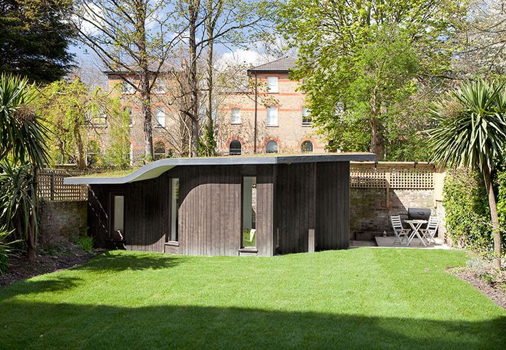 Garden Room / Garden Studio Architecture Design