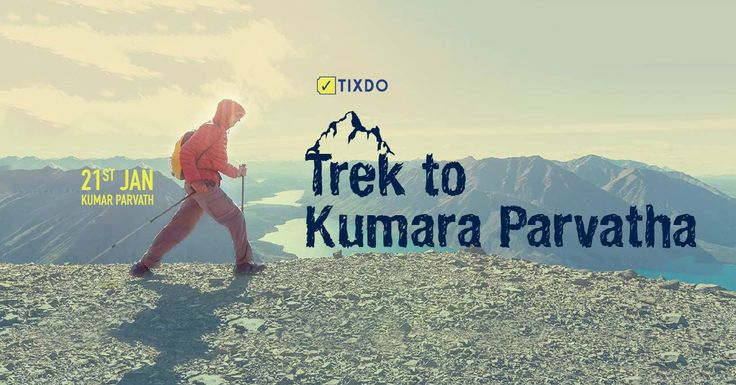 Enjoy trekking, camping at night and relax by the bonfire and enjoy the delicious authentic food at Kumara Parvatha also known as Pushpagiri is the third tallest peak in the western ghats of Karnataka.