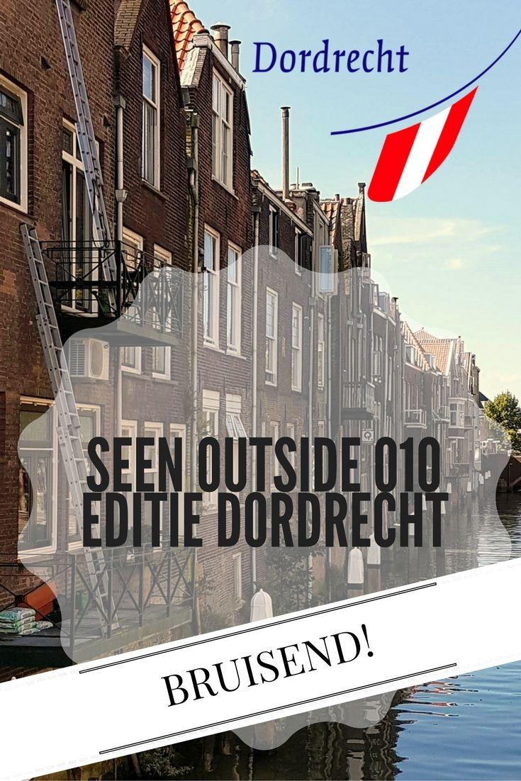 Gelegen op steenworp afstand van Rotterdam ligt Dordrecht, een plaats dichtbij Rotterdam en toch heel verschillend. Dordrecht is een stad met een flinke historie net als de meeste steden van Nederland. Samen met mijn vriendin Suzanne van http://www.wateetjedanwel.nl gingen we op bezoek bij deze mooie stad! #Dordrecht #Seenin010 #SeenOutside010 #Dordt #Tourist #Toerist #Touristinfo #Dagjeweg