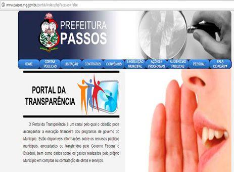 Portal da Transparência está na etapa de finalização http://www.passosmgonline.com/index.php/2014-01-22-23-07-47/geral/10330-portal-da-transparencia-esta-na-etapa-de-finalizacao