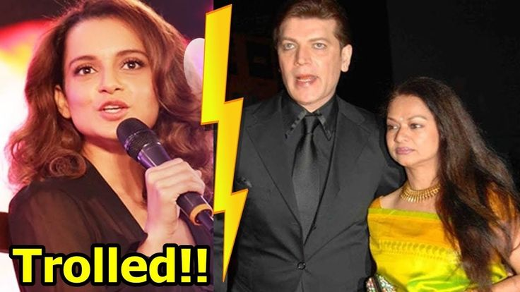 """Aditya Pancholi and Zarina Wahab watched Kangana Ranaut's Simran 