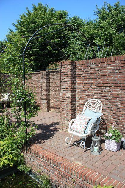 17 best images about de tuin on pinterest gardens for Landelijke tuin aanleggen