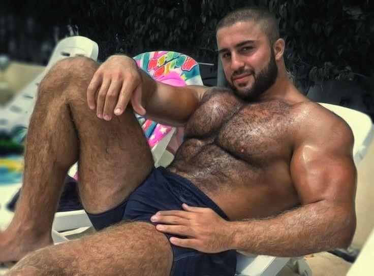from Marcus gay bear hunks