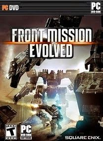Game Front Mission Evolved-SKIDROW