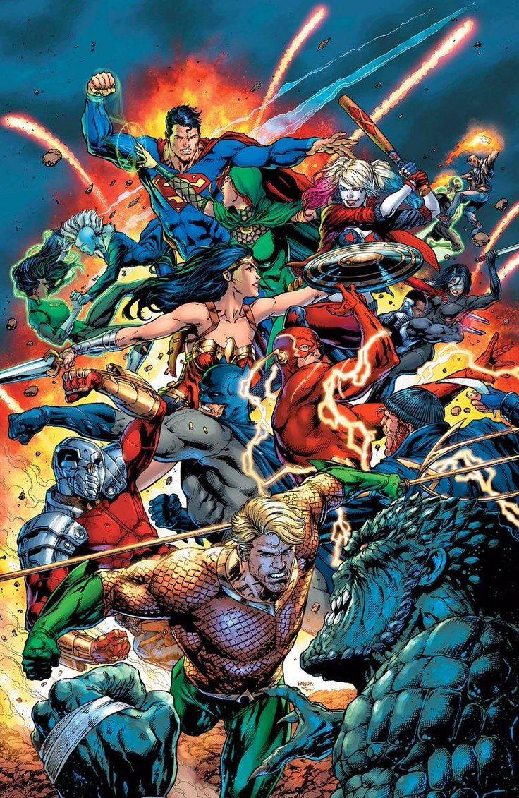 Liga da Justiça vs Esquadrão Suicida - Nova imagem revela spoilers da trama! - Legião dos Heróis