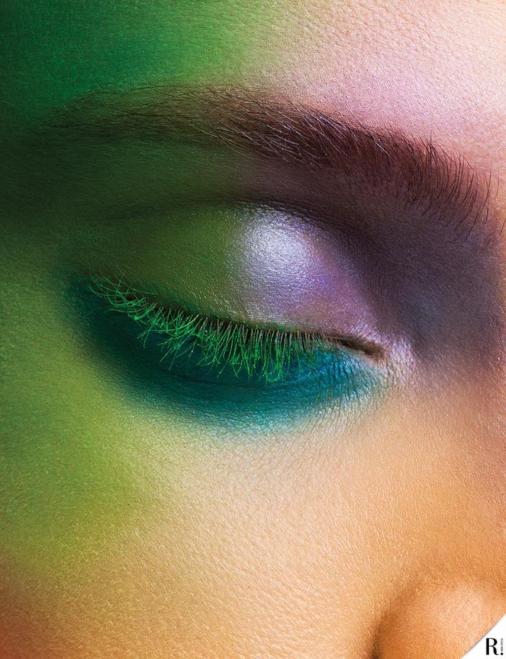 Nude rainbow  REPORT! Nº3 'Primavera ESPECTACULAR'  Septiembre 2012