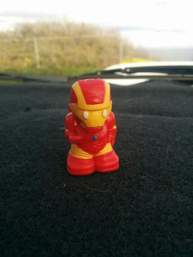 Iron Man - Common - Blind Bag