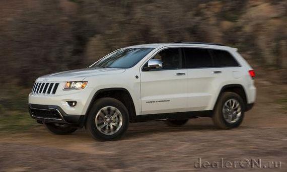 Jeep Grand Cherokee Overland 2014 / Джип Гранд Чероки Оверленд