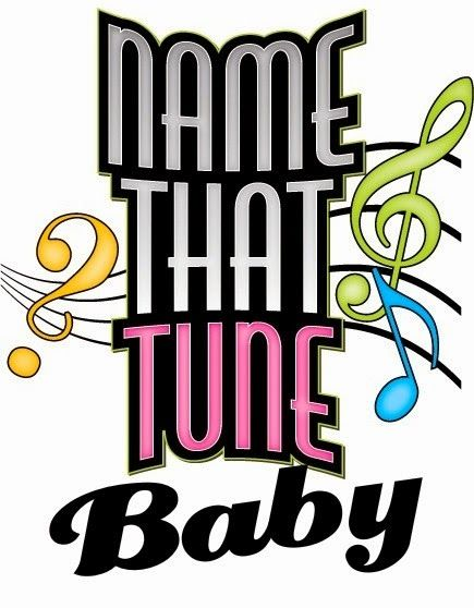 On My Side of the Room: Name That Tune: The Baby Shower Game
