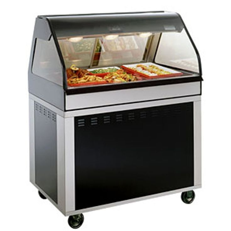 Alto-Shaam 48' Self Service Hot Deli Display System >>> Click image to review more details.