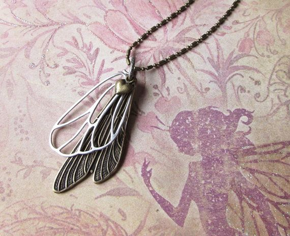 Strange Magic  Butterfly Bog  fairy wings  fairy by JLHjewelry