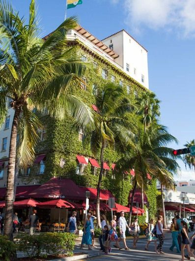 Lincoln Road Mall, South Beach, Miami Beach, Florida, USA © So-Min Kang, Cool Cities