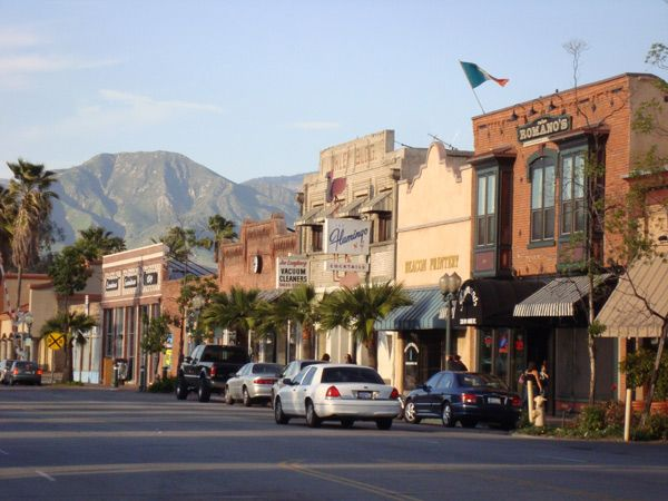 Redlands Ca Downtown Redlands Today A Video Which