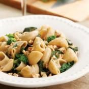 Image of Braised Broccoli Rabe With Orecchiette, Eating Well