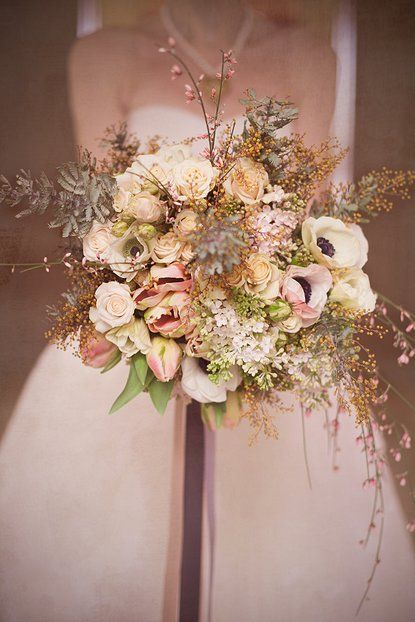 Laura Hingston flowers. Love this bouquet!