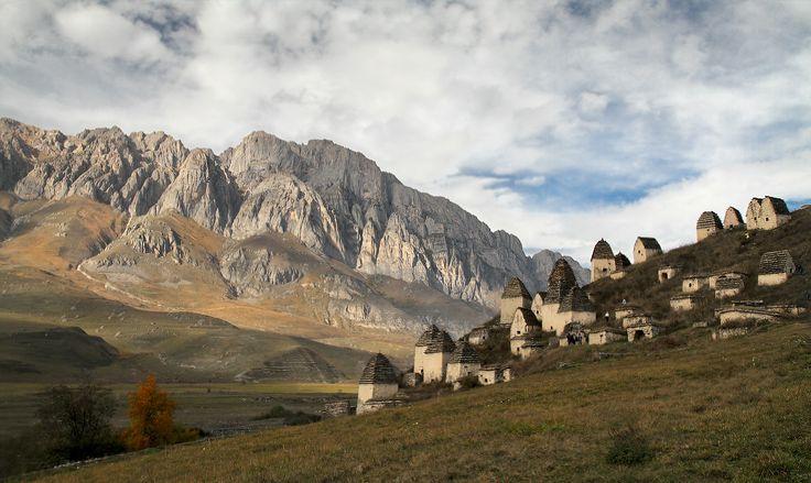 с.Даргавс, Северная Осетия.