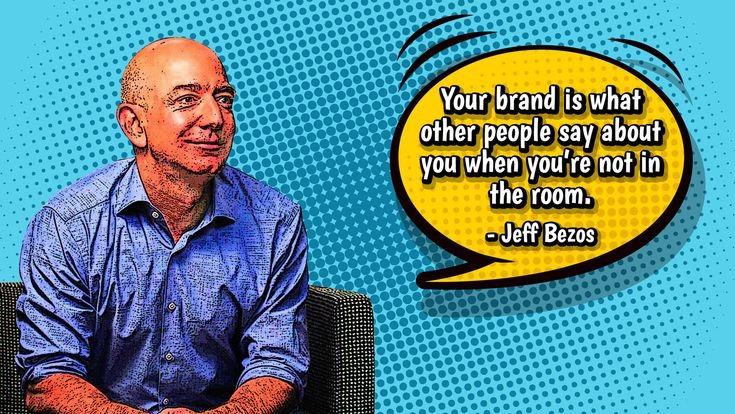 The Founder and CEO of Amazon, Mr. Jeff Bezos, defines result oriented branding his way!