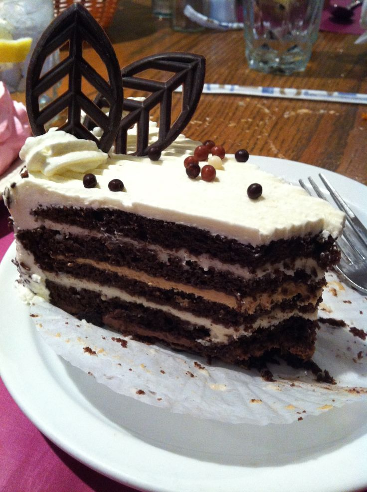 Yummy 4 layer cake