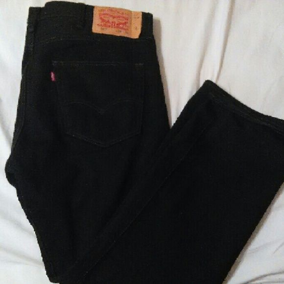 Black levi 501 39 s brand new no flaws not faded never washed levi 39 s jeans my posh picks - Levis ceo explains never wash jeans ...