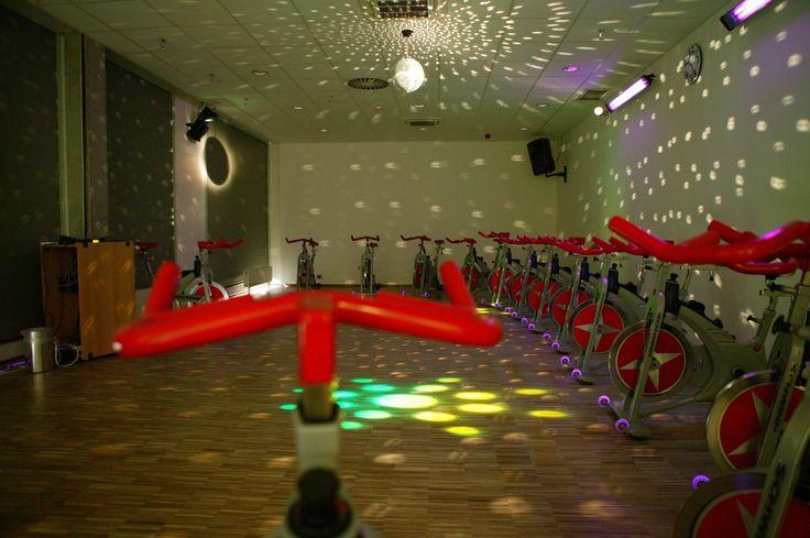 Spinnig Room