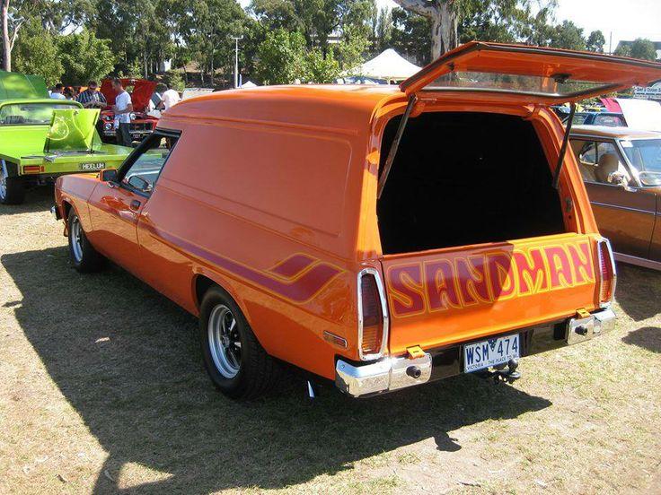 Holden Sandman Panelvan